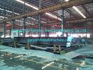 China Vorfabrizierte kommerzielle Baustahl-Gebäude für Hangar-Größe 60 x 80 usine