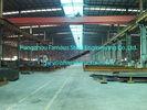China Vor ausgeführter Handelsstahlabschnitt der gebäude Q345B H usine