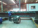 China Vor ausgeführte Handelsstahlgebäude mit H fabrizierend, unterteilen Sie Säulen/Strahlen usine