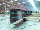 China Kundengebundene industrielle vorfabrizierte Stahlform-Stahl-Dachsparren der gebäude-W usine