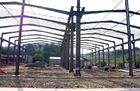 China Bergbau-Speicher-Stahlbaugebäude, schnelle Fertigstahlgebäude der Aufrichtungs-PEB usine