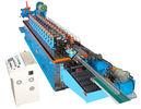 China Kanal-kaltwalzende Maschine des Hut-15KW mit Blatt-hydraulischem Ausschnitt des Cr-12 usine