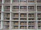 China Vor-ausgeführte Stahlgebäude-Ausrüstungen, gewellte quadratische Masche seismische Rebars 500E usine
