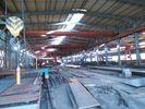China Lagern Sie ein, industrielle Stahlgebäude/fabrizierte Stahlgebäude vor usine
