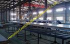China Gewölbte Metalldeckungs-Blätter, feuern bewertete Isolierüberdachungsblätter ab usine