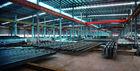 China Elektrische galvanisierte, malende Stahl-Gestaltungssysteme, Stahlbauten-Vertrag usine