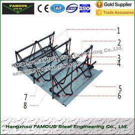 Leistungs-Verstärkungs-Stahl Rebar-Binder-Boden-Plattform-Blatt für Gebäudefundament