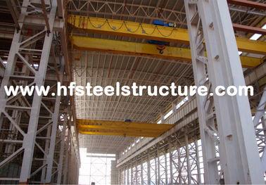Vorfabrizierte industrielle Stahlgebäude für landwirtschaftliche und Wirtschaftsgebäude-Infrastruktur
