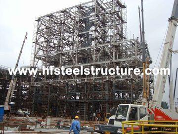 Industrielle Stahlgebäude Soems vorfabriziertes Metallfür die Speicherung von Traktoren und von landwirtschaftlichen Maschinen