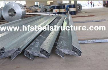 Wände/Rolle bildeten Baustahl-Gebäude-Ausrüstungen für Metallgebäude