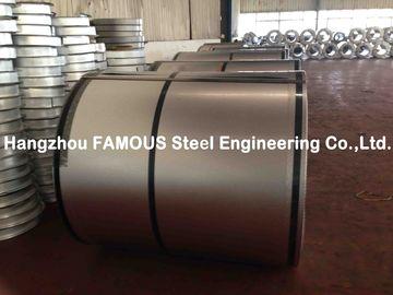 ASTM gewellte Stahlblech-galvanisierte Stahlspule für Lager