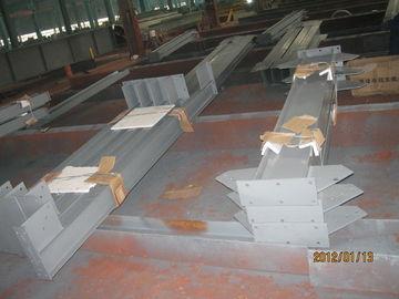 Baustahl-Herstellungs-industrielle Stahlgebäude für Lager-Rahmen