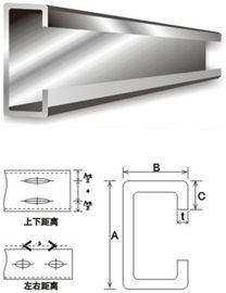 Baustahl-Baumaterial galvanisierte Stahlpurlins C und z-Purlin-Stahl