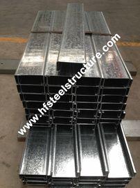 Heiße eingetauchte galvanisierte Stahlpurlines durch die Galvanisierung des Stahlstreifens für Fertighaus