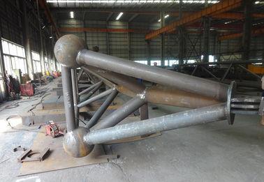 H-Art/kastenähnliche Baustahl-Herstellungen leiten Binder-Art Herstellung