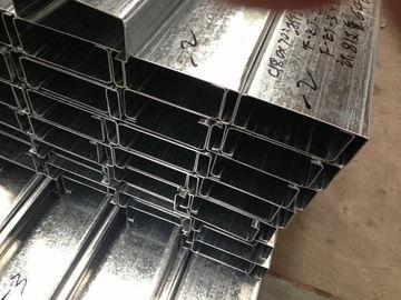 Q235 Q345 galvanisierte C und z-Stahlpurlins mit Stärke der Verzinkungs-275g/m2