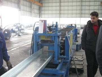 Baustahl Bausätze galvanisierte Stahlpurlins für alle Größen