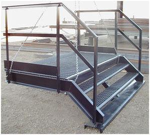 Hersteller Heiß-tauchten des Baustahl-Q235/Q345 galvanisierte Oberfläche ein