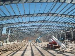 Stahlstall Vor-ausgeführtes Gebäude für große Einkaufszentren