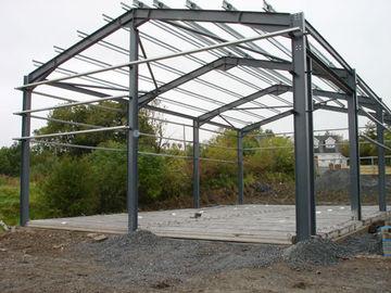 Helle Baustahl-Gestaltungssysteme für industrielle Stahlgebäude, Lager-Gebäude